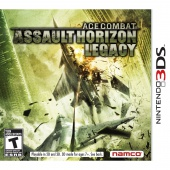 Ace Combat: Assault Horizon Legacy US 3DS