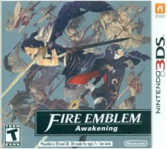 Fire Emblem: Awakening US 3DS