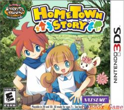 HomeTown Story US 3DS