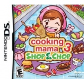 Cooking Mama 3 NDS