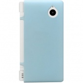 Silicon Cover DSi (Light Blue)
