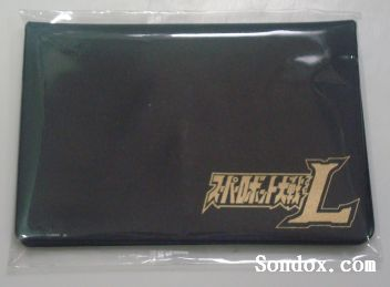 Super Robot Taisen L Card Holder