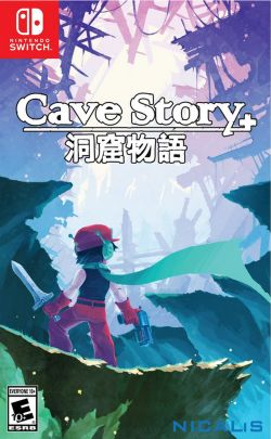 Cave Story+ US Nintendo Switch