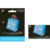 PlayStation Network/PSP GO HKD 200 Pts Card (Email Freeshipping)