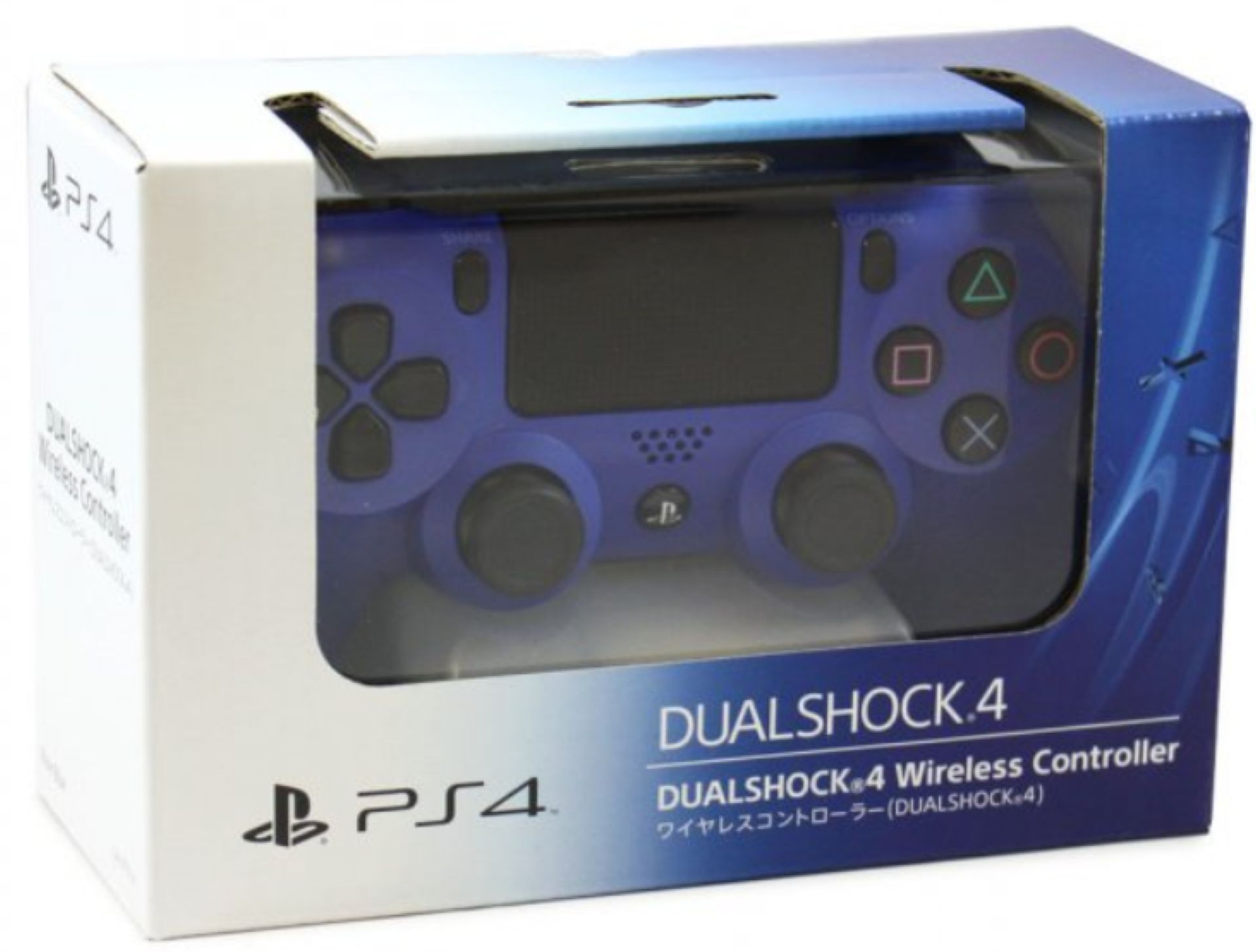 Dual Shock 4 (Wave Blue) PS4