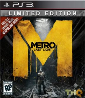 Metro: Last Light (Limited Edition) PS3