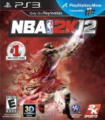 NBA 2K12 PS3 (3 cover randomly send out 1)