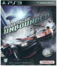 Ridge Racer: Unbounded PS3