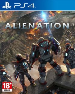 Alienation (English & Chinese Subs) PS4