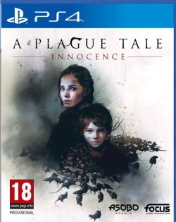 A Plague Tale: Innocence EU Chinese/English PS4