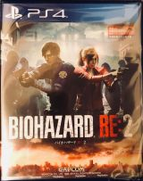 Biohazard/Resident Evil 2 Remake AS Chinese/English PS4
