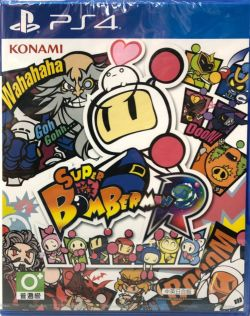 Bomberman R AS Chinese/English PS4