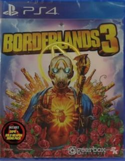 Borderlands 3 AS Chinese/English PS4