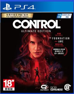 Control Ultimate Edition AS Chinese/English PS4