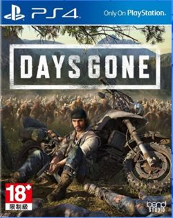 Days Gone AS Chinese/English PS4
