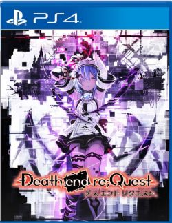Death end re;Quest AS Chinese/Japanese subtilte PS4