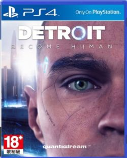 Detroit: Become Human Asia Chinese/English PS4