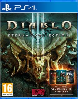 Diablo III: Eternal Collection EU PS4