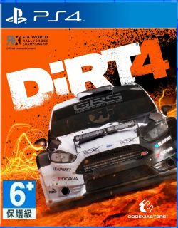 Dirt 4 English subtitle PS4