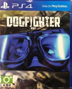 Dogfighter: World War 2 AS CHI/ENG PS4