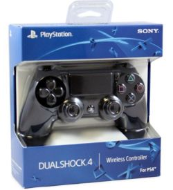 Dual Shock 4 (Black) PS4