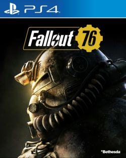 Fallout 76 AS Chinese/English PS4