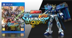 Mobile Suit Gundam: Extreme VS. MaxiBoost ON Col Ed Chi PS4