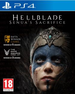 Hellblade: Senua's Sacrifice EU Simplified Chinese/English PS4
