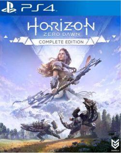 Horizon: Zero Dawn Complete Edition CHI/ENG AS PS4