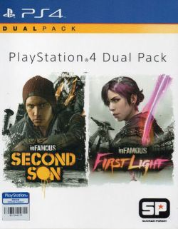 Infamous Second son + First Lady Dual Pack PS4