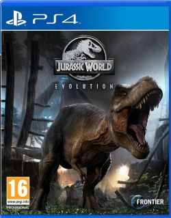Jurassic World Evolution EU Chinese/English PS4