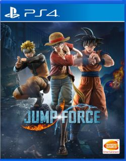 Jump Force AS Chinese subtitle PS4