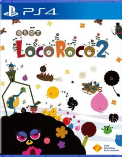 LocoRoco 2 Remastered (English & Chinese Subs) PS4