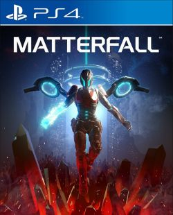 MatterFall Asian English/Chinese subtitle PS4