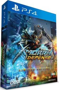 X-Morph: Defense Limited Edition PS4