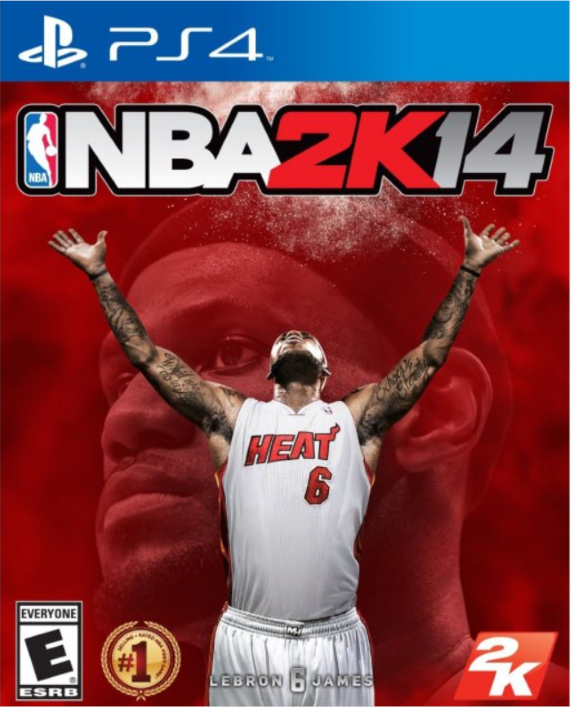 NBA 2K14 US PS4