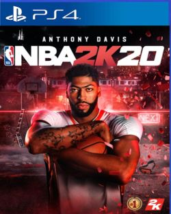 NBA 2K 20 AS Chinese/English PS4