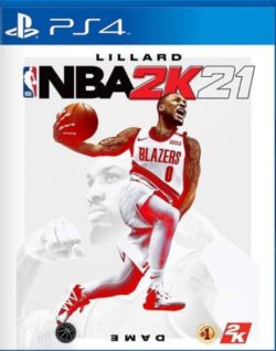 PS4 NBA2K21 AS Chinese/English PS4