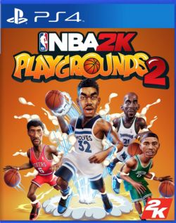 NBA 2K Playgrounds 2 AS Chinese/English/Japanese PS4