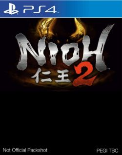 PS4 Nioh 2 AS Chinese/English etc Preorder PS4