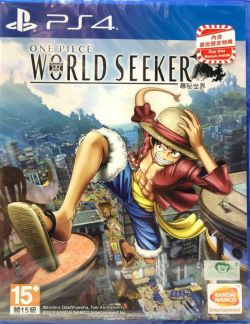 One Piece: World Seeker AS Chinese subtitle PS4