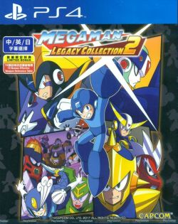 Mega Man Legacy Collection 2 (Multi-Language) Asia PS4 - Click Image to Close