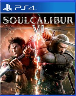 SoulCalibur VI Chinese subtitle PS4