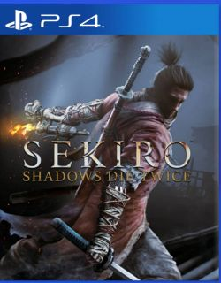Sekiro: Shadows Die Twice AS Chinese/English PS4 PreOrder