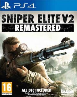 Sniper Elite V2 Remastered EU Chinese/English PS4