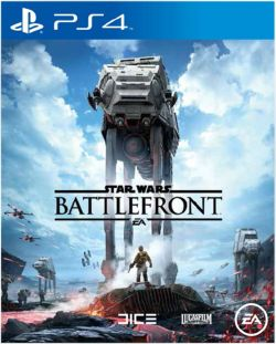 Star Wars: Battlefront (Chinese & English Sub) PS4