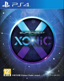 SUPERBEAT: XONiC Chinese/English sub PS4