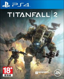Titanfall 2 Asia Chinese PS4