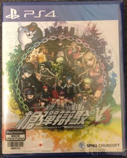 New Danganronpa V3 Minna no Koroshiai Shin Gakki CHI/ENG PS4