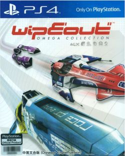 Wipe Out Omega Collection Chinese/English PS4